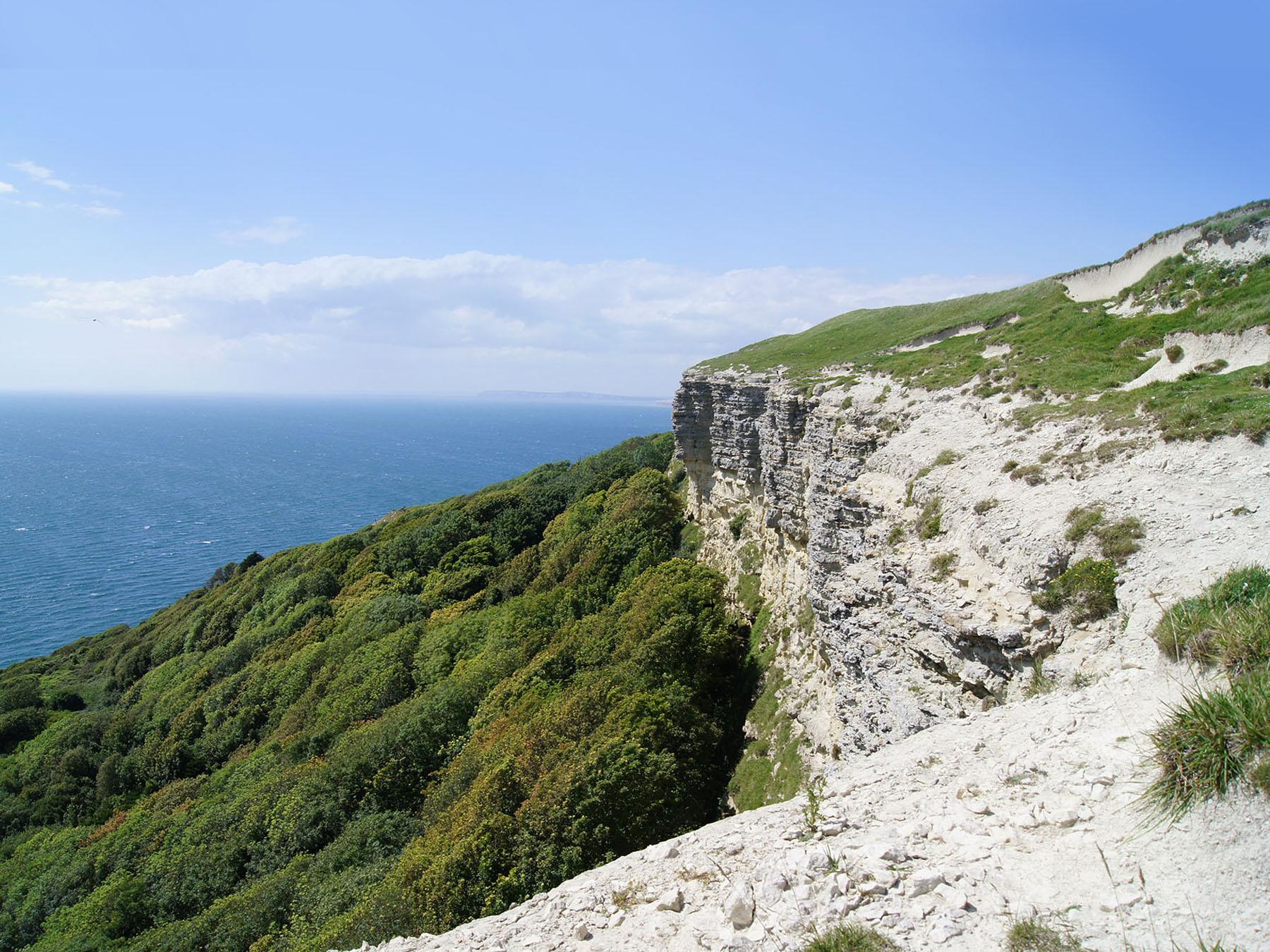 Niton Gore Cliff